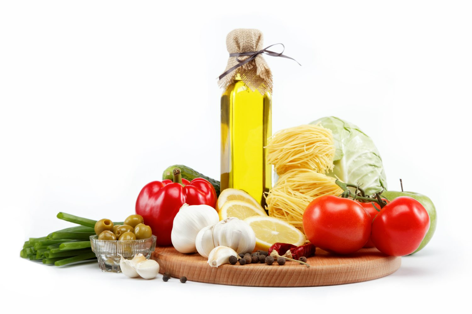 7 Benefits Of Mediterranean Diet